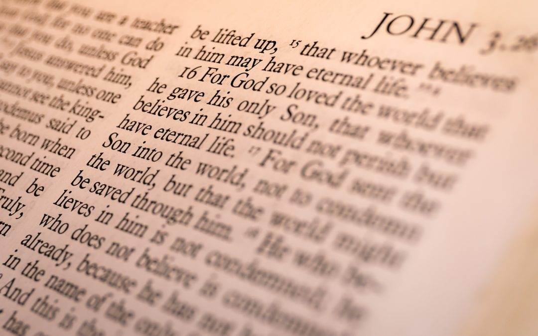 Read His Word