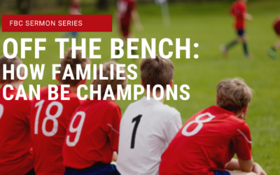 Off the Bench: How Families Can Be Champions
