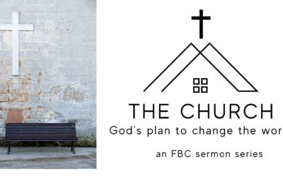 The Church – God's plan to change the world